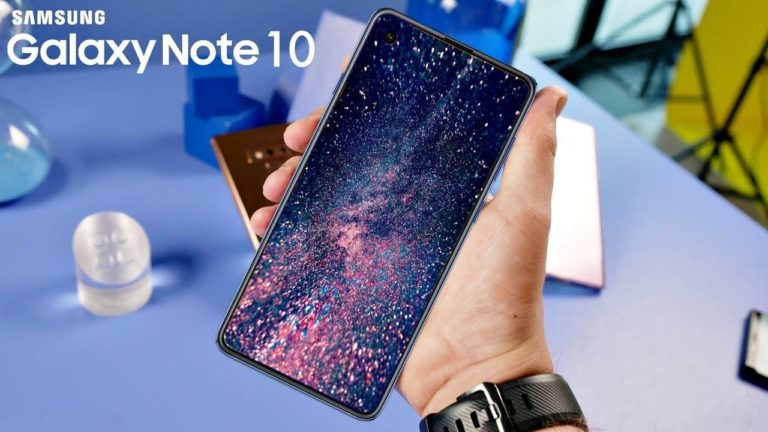 Samsung Galaxy Note 10 (Specifications, Price & Release)