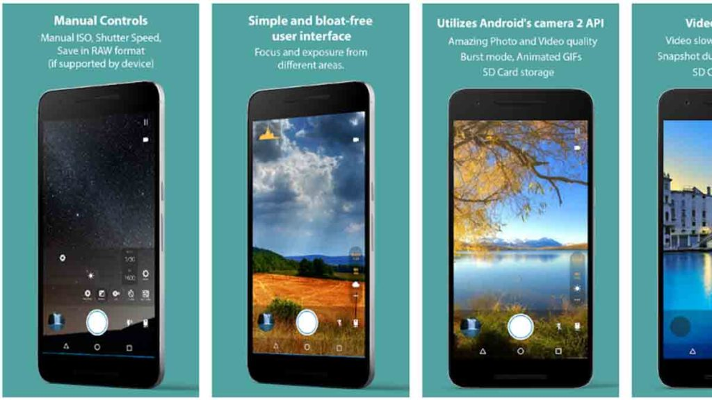 Best Camera Apps For Android 2020