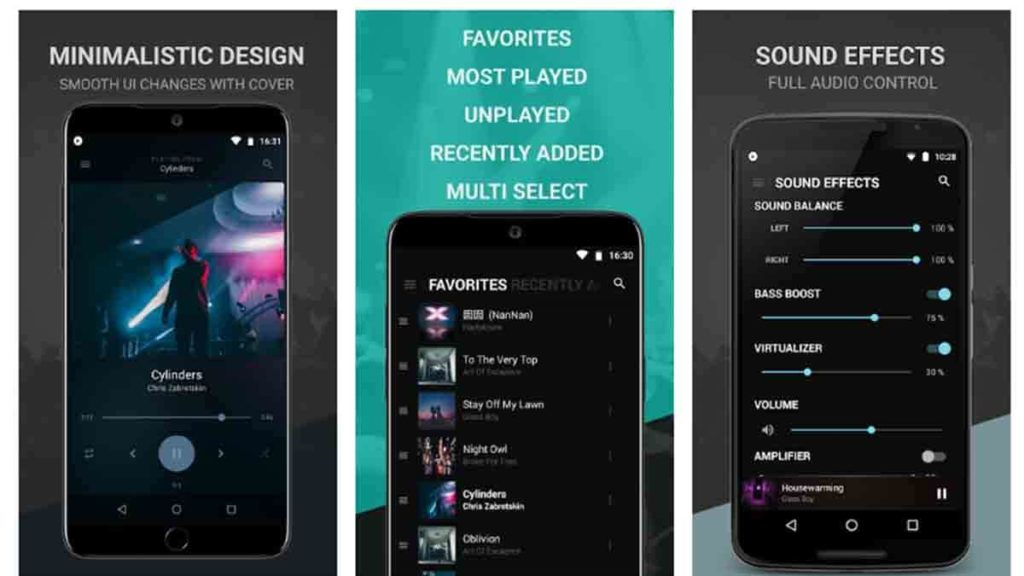 24 Best Music Player For Android [2020 Edition]
