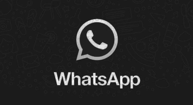 whatsapp dark mode feature