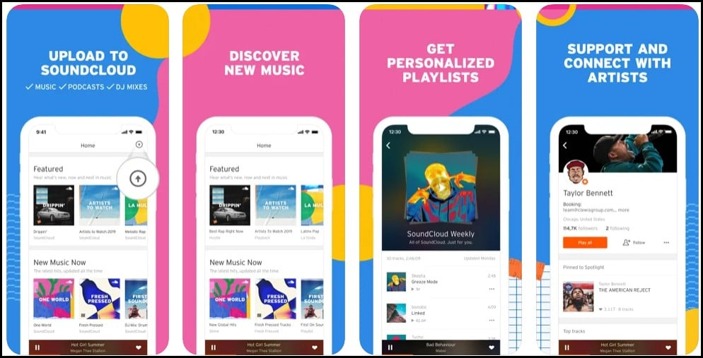 The 20+ Best iPhone Music Player App in 2021