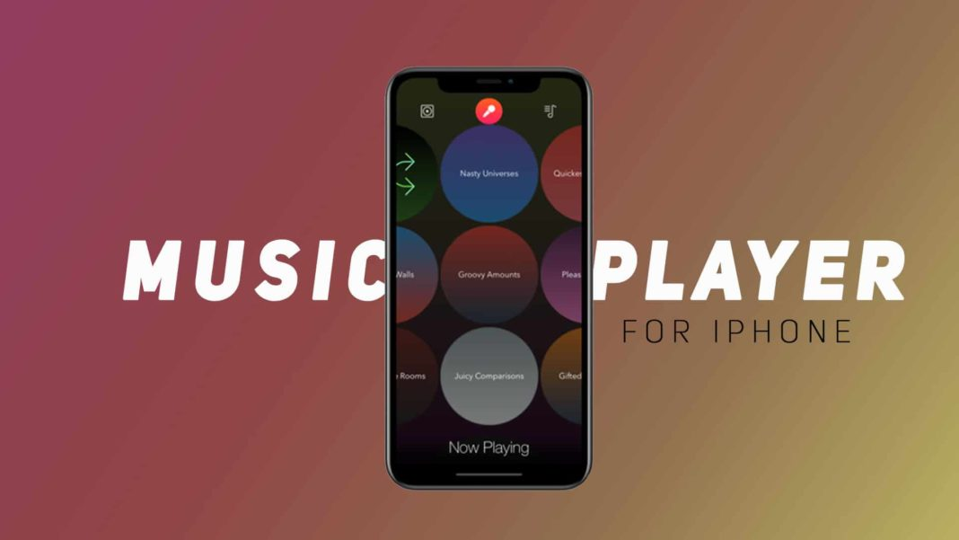 Best iPhone Music Player