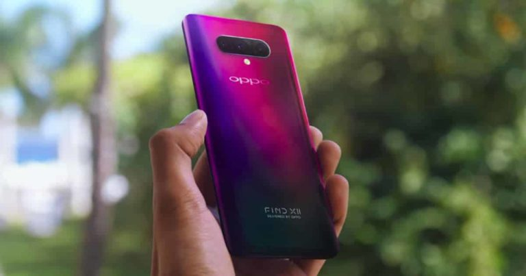 Oppo Find X2 successor of Oppo Find X arriving soon, reports suggests