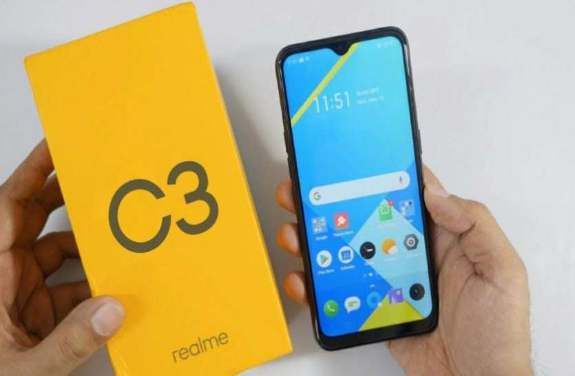 Poster reveals launch date of Realme C3, launching on 6th Feb