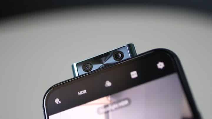 Unknown 44 MP dual selfie camera stormed the Internet