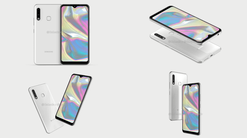Samsung Galaxy A70e first look and renders revealed via leaks