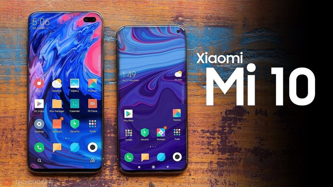 Geekbench listing reveals Xiaomi 10 Pro features