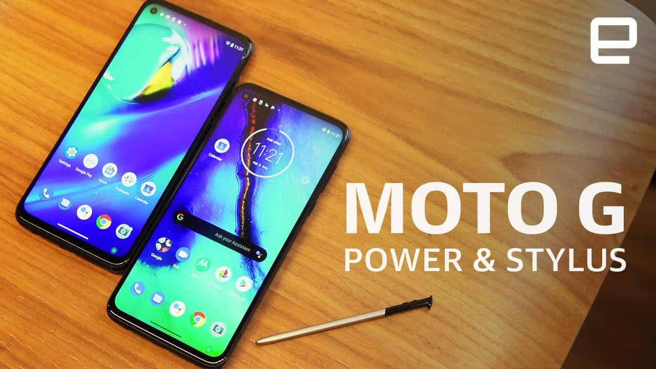 Moto G Stylus and Moto G Power launched after G series success