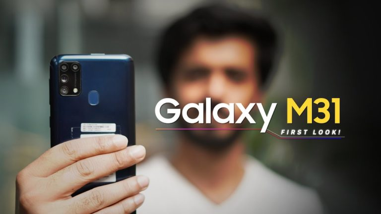 Samsung Galaxy M31 detailed specs and features prior to the launch