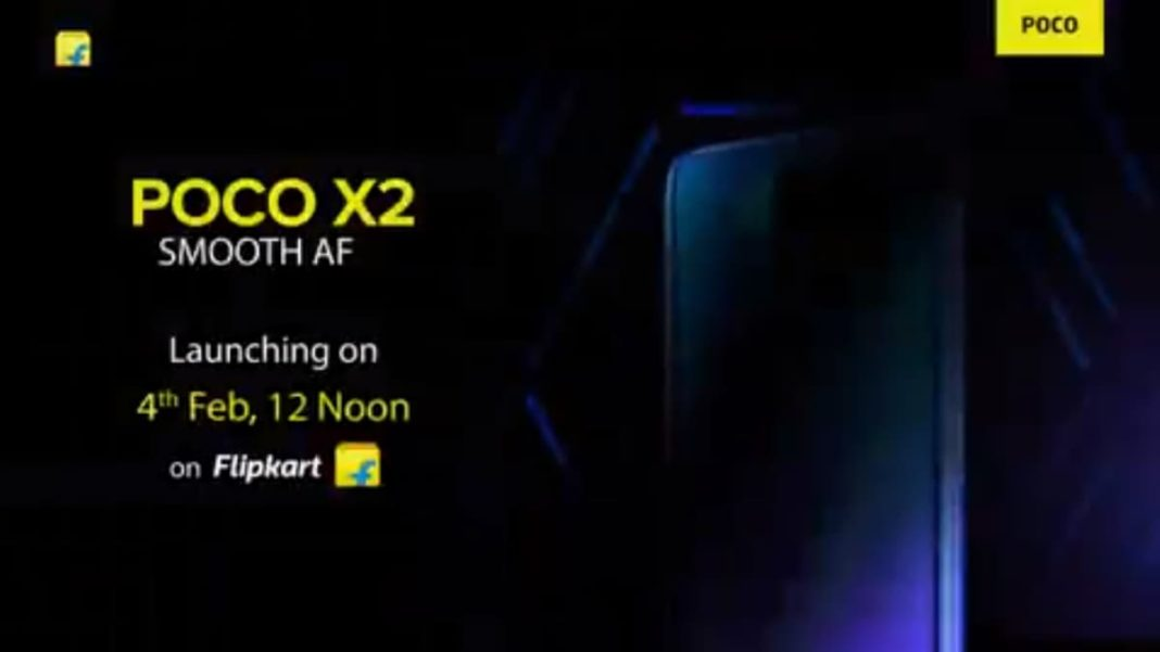 Released video of Poco X2 confirms its similarity with Redmi K30