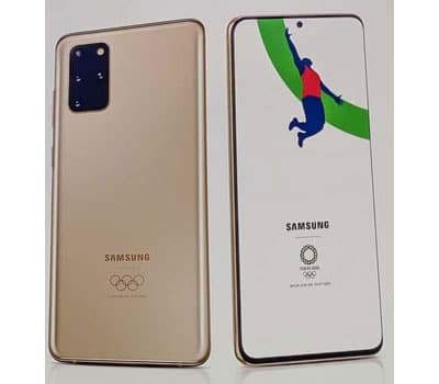Special Galaxy S20 series for Olympics surfaced on the internet