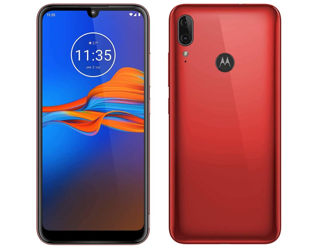 Motorola E6 arrived; specifications and availability; all you need to know