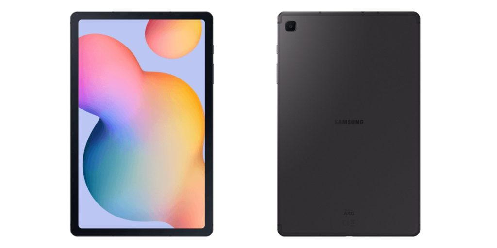 Renders of Samsung galaxy Tab S6 Lite renders revealed via leaks