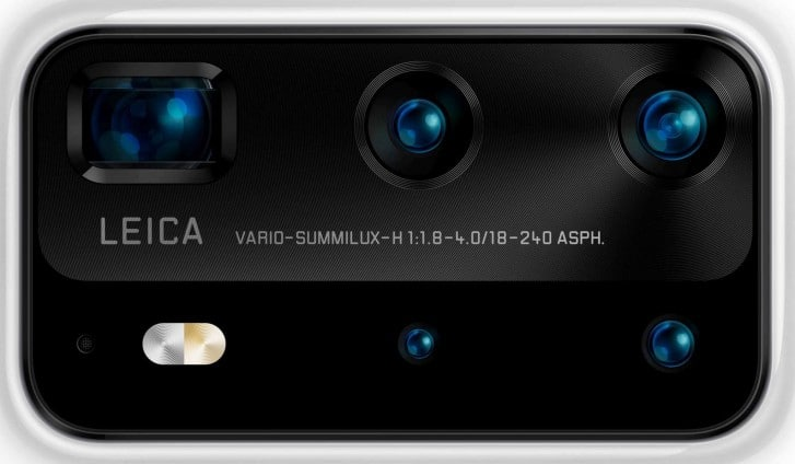 Huawei P40 and P40 Pro detailed specs revealed ahead of launch