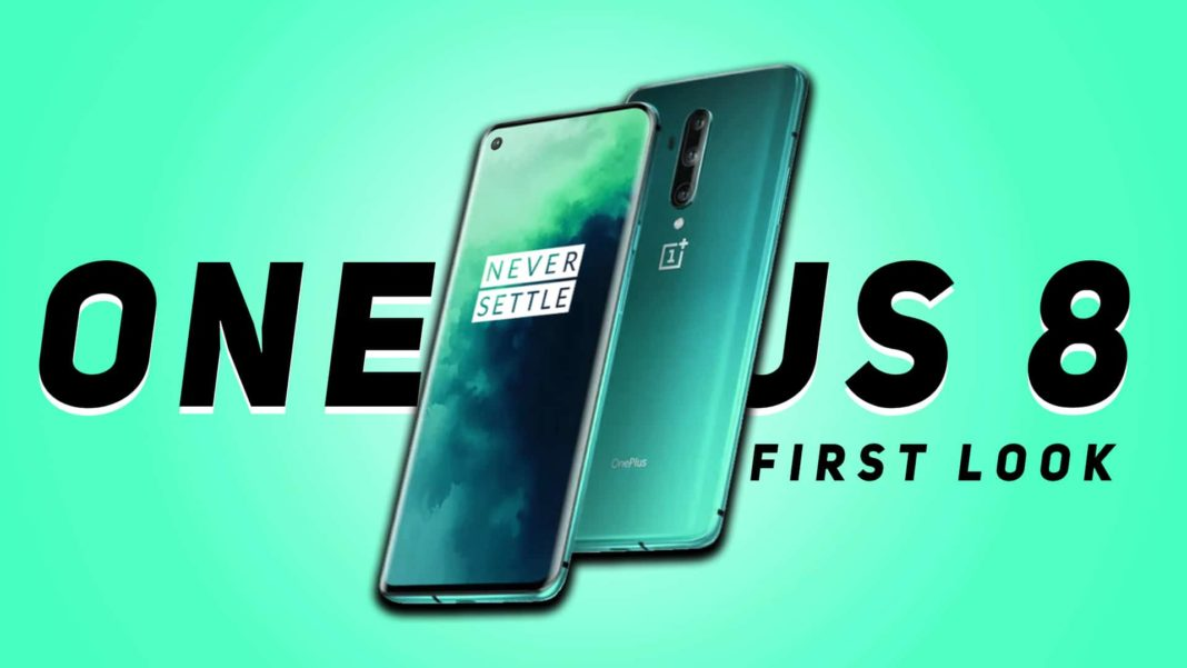 Specs & Render of OnePlus 8 and OnePlus 8 Pro revealed