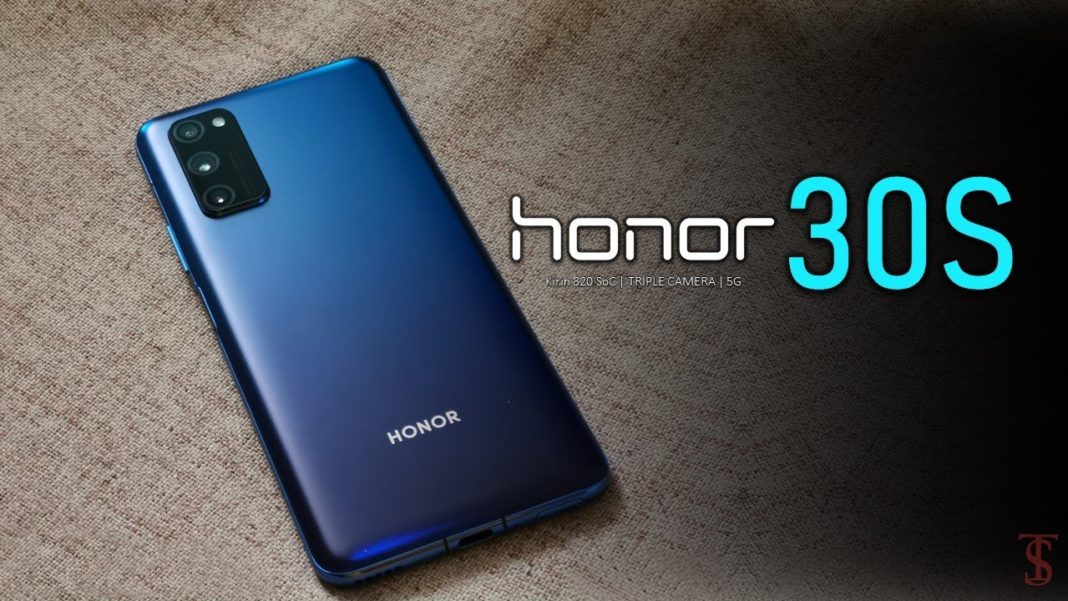 Honor 30s will be powered by Kirin 820 5G chipset, reports suggests