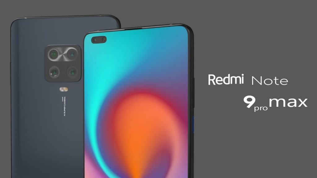Amazon listed Redmi Note 9 Pro Max Moniker ahead of its launch today