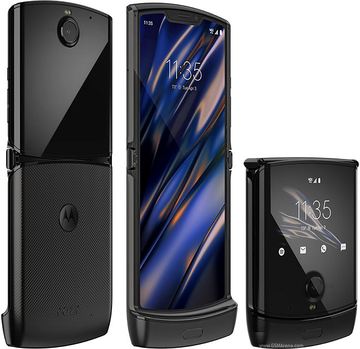 Foldable Motorola Razr launched in India with a price of 1,24,999