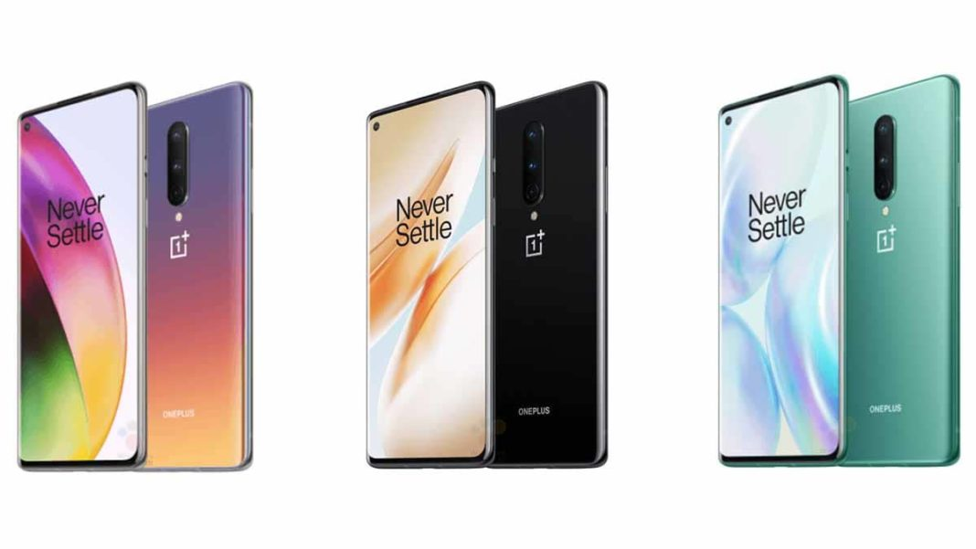 OnePlus 8 more in-depth details