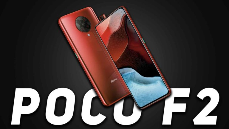 Poco F2 – Specifications and Features [Expected]