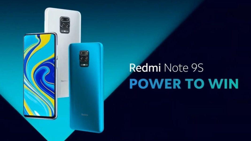 Redmi Note 9 With 48MP Primary Camera