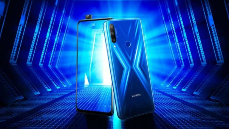 Honor 9X Lite unveiled with dual rear camera setup
