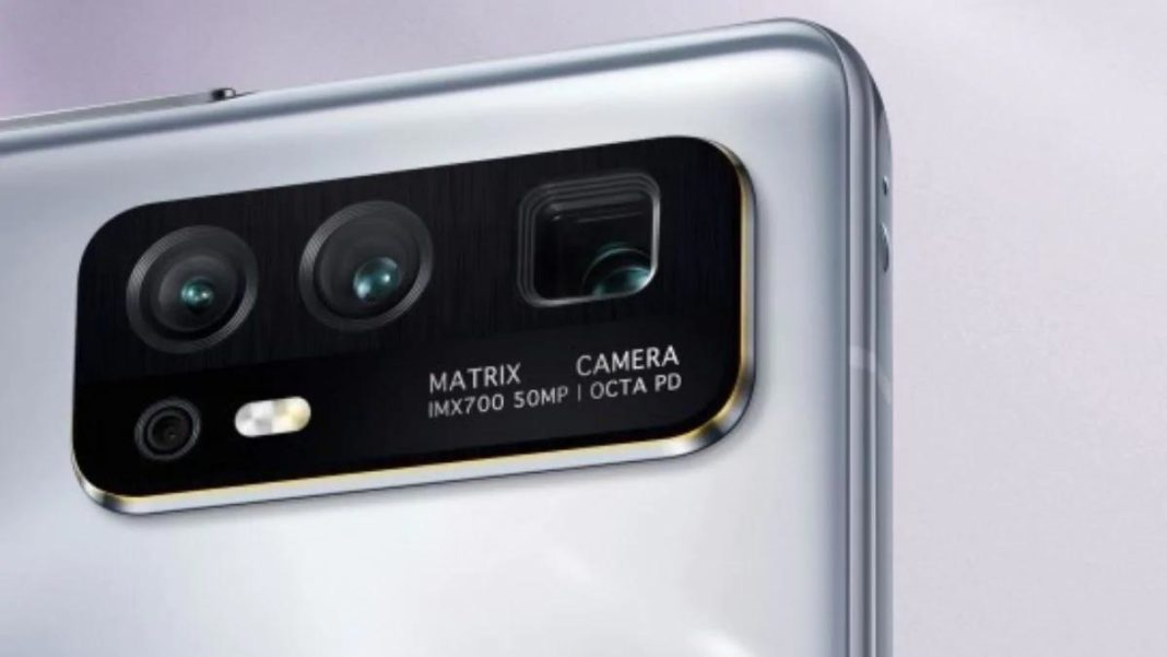Honor 30S will have a 50MP Sony IMX700
