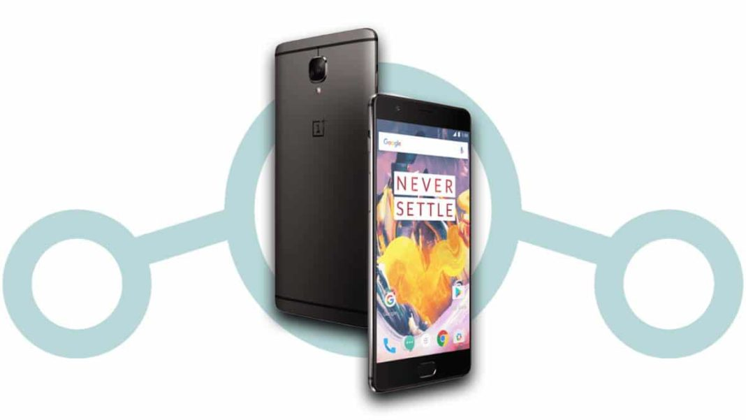 LineageOS 17.1 for OnePlus 3/3T