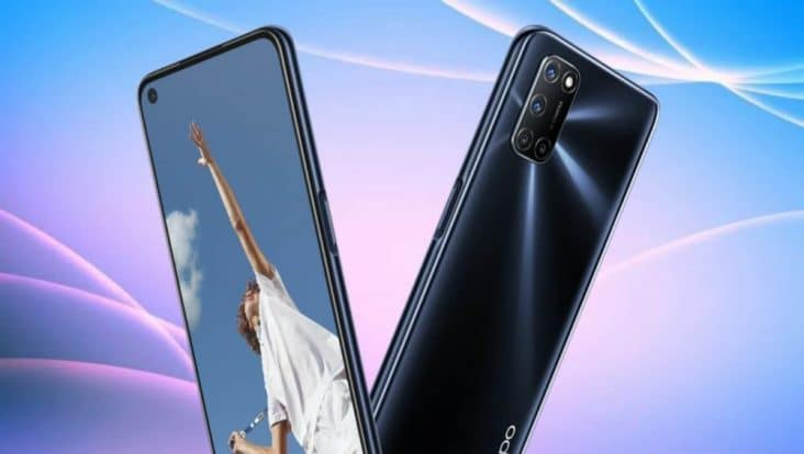 Oppo A52 with detailed specifications appeared on the web
