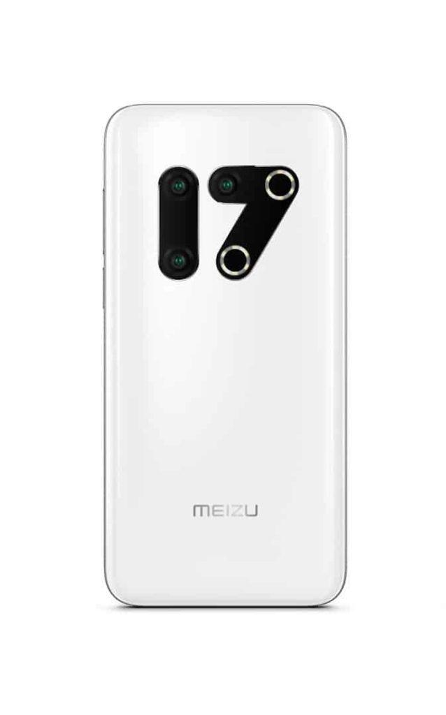 Meizu 17 renders