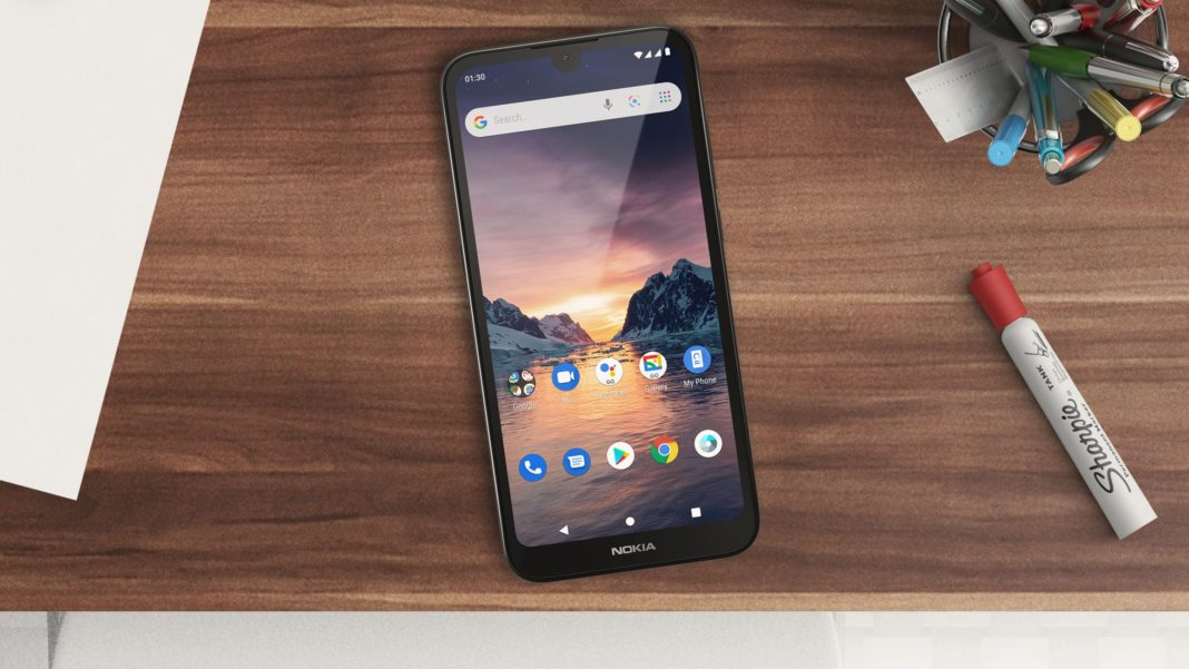 Nokia 1.3 launched in Australia at a price of $169