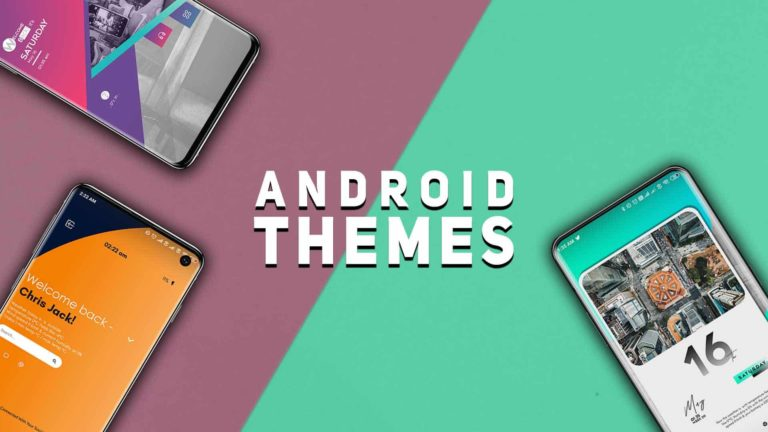 13 UNIQUE Best Android Themes in 2021 TO Customize your Android