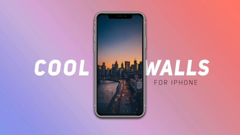 6 FREE Best iPhone Wallpaper Apps in 2020 – MUST TRY !
