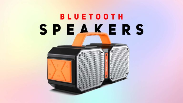 Best Bluetooth Speakers Under 10000 in India 2021 (March)