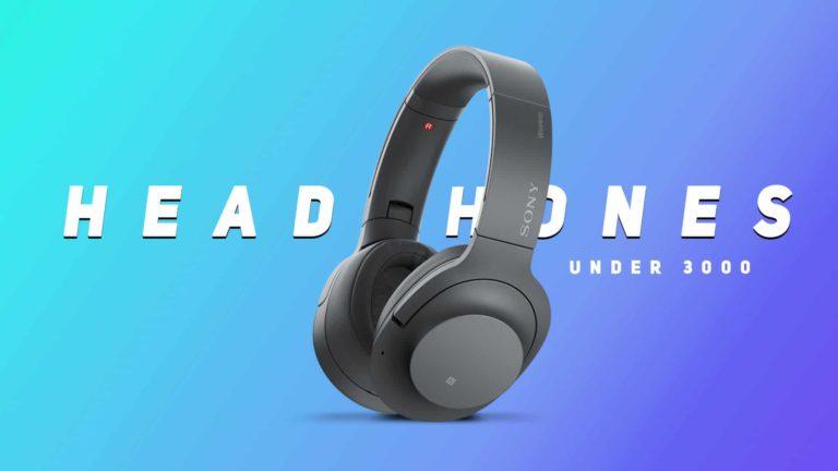 Best Wireless Headphones Under 3000 in India 202(March)