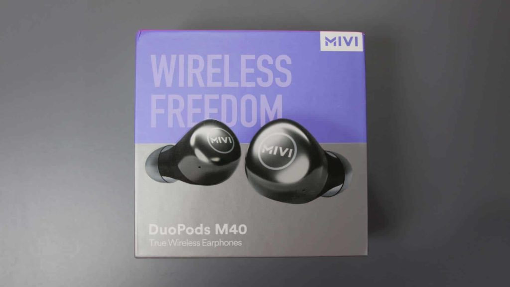Mivi Duopods M40: True Wireless  Earbuds With Powerful Bass