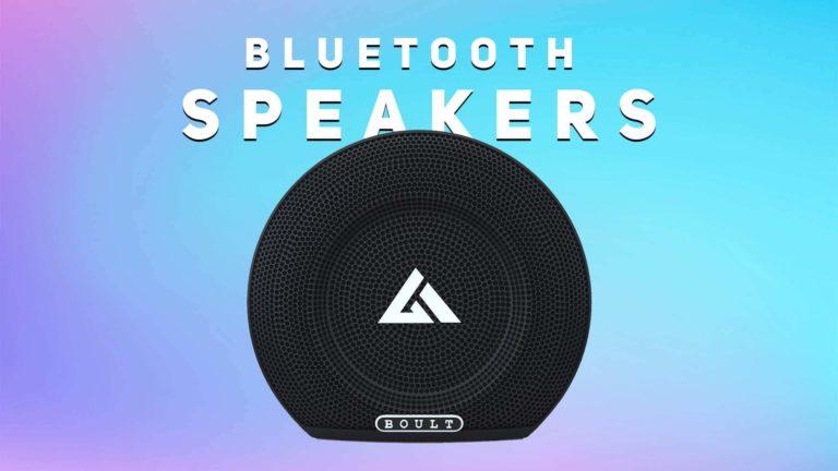 Best Bluetooth Speakers Under 500 in India [2021 Updated]