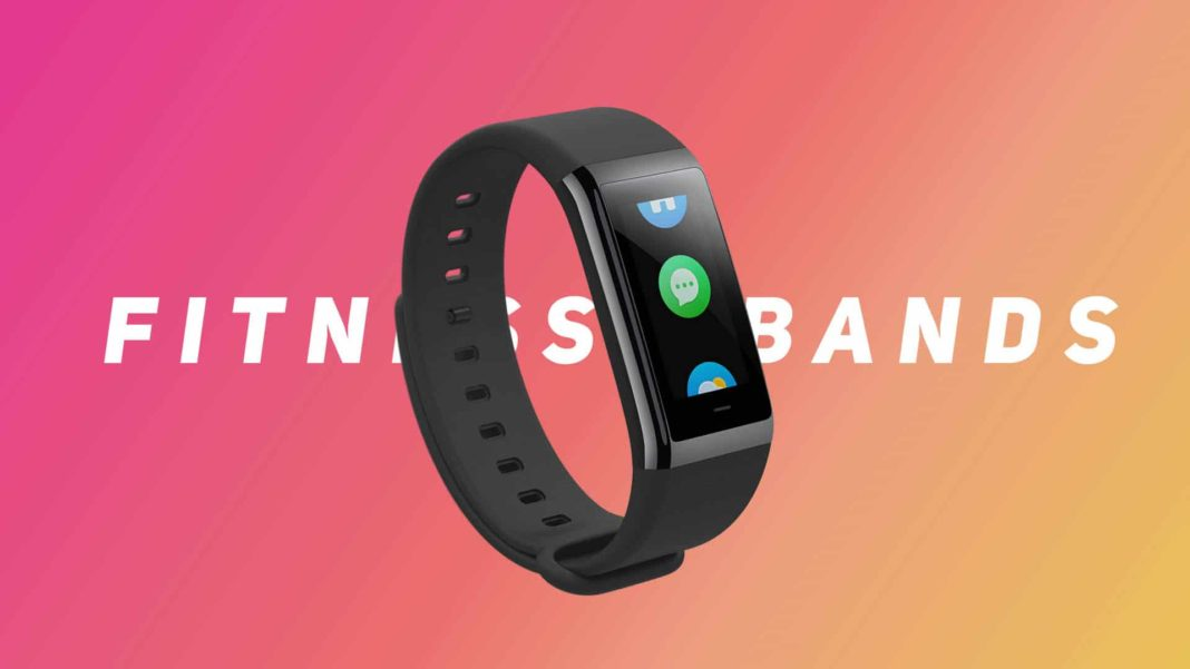 Fitness Bands under 500