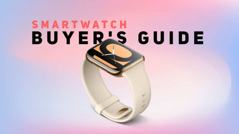 Smartwatch Buying Guide 2020 (10 Things You Must Know)