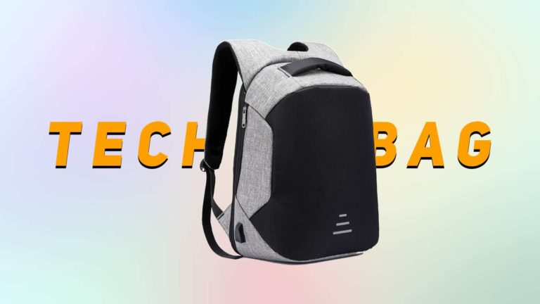 Best Tech Backpack on Amazon 2021 (March)