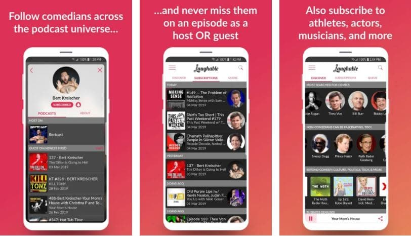 Best Podcast Apps