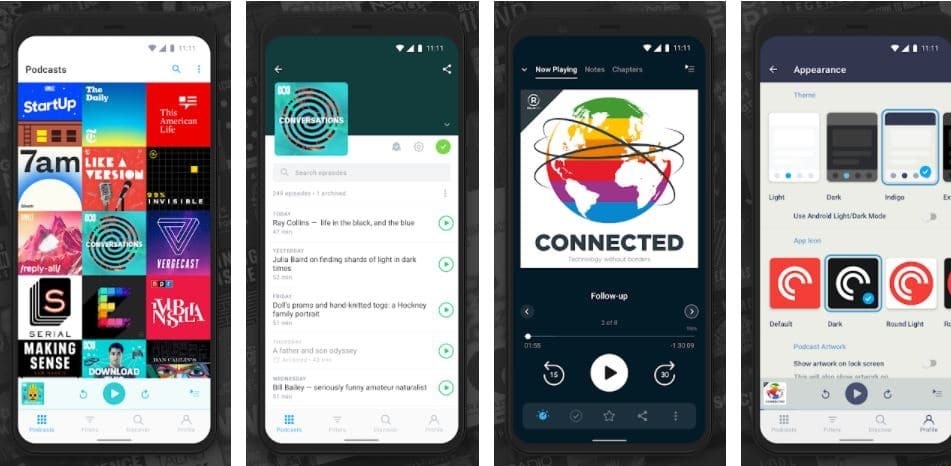 10 Best Podcast Apps For Android (2020 Edition)