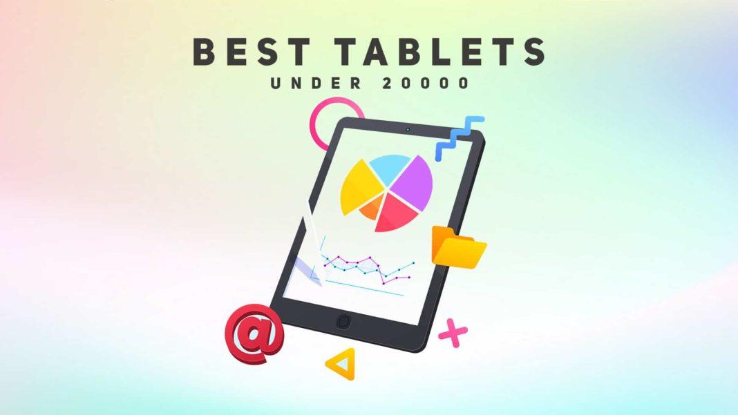 Best Tablets under 20000