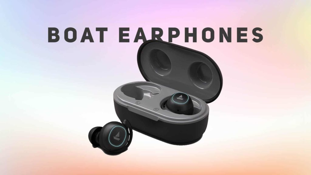 best Boat Bluetooth Earphones