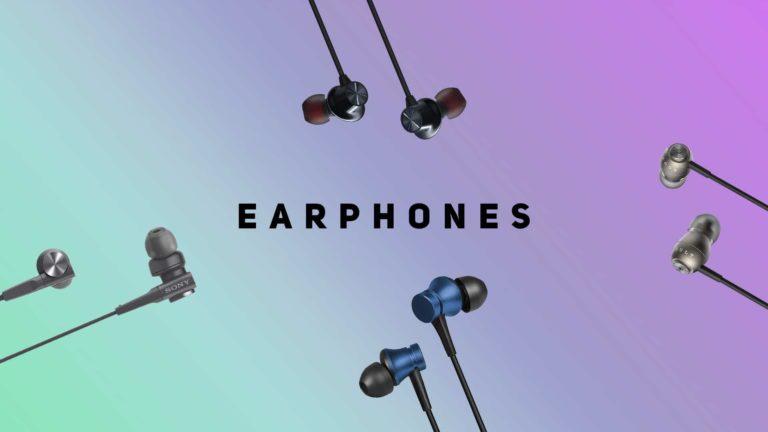 Best Earphones in India You Can Buy (September 2020)