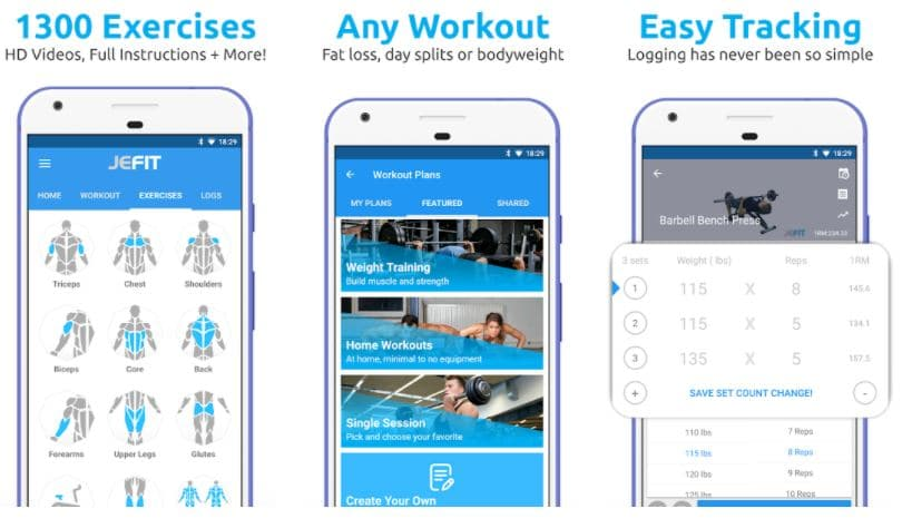 15 Best Fitness Apps For Android & iOS (2021 Edition)
