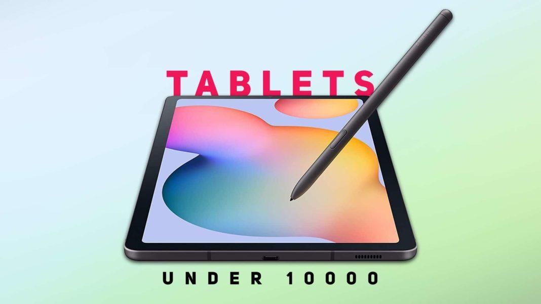 Best Tablets Under 10000