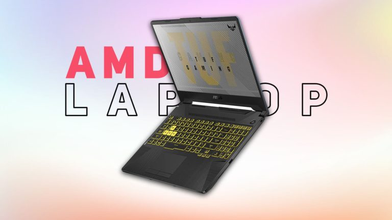 Best AMD Laptops in India (November 2020)