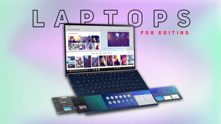Best Laptops For Video Editing in India (November 2020)