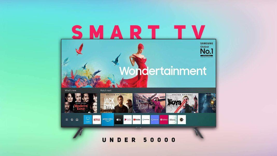 Best Smart TV Under 50000